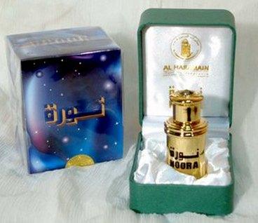 Арабские духи NOORA / НУРА